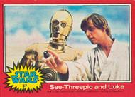 1977 Topps Star Wars Series 2 Card Set (66)