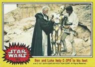 1977 Topps Star Wars Series 3 Card Set (66)