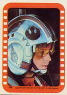 1977 Topps Star Wars Series 5 Sticker Set (11)