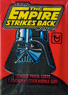 1980 Topps Empire Strikes Back Series 1 Wrapper