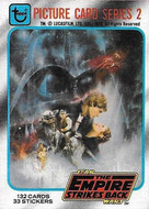 1980 Topps Empire Strikes Back Series 2 Card Set (132)