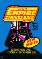 1980 Topps Empire Strikes Back Series 2 Wrapper