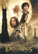 2003 Topps Lord of the Rings Two Towers Update Set (72)