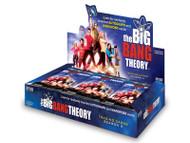 2013 Cryptozoic Big Bang Theory Season 5 Factory Sealed Case