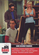 2012 Cryptozoic Big Bang Theory Seasons 1 &2 Set (72)