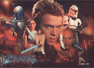 2002 Topps Star Wars Attack of the Clones Set + Foils (110)