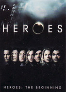 2007 Topps Heroes Season 1 Set + SDCC Exclusive Promo Set (94)