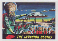 2012 Topps Mars Attacks Heritage Set + Deleted Scenes + New Universe Sets (80)