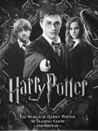 2008 Artbox Harry Potter World of 3D 2nd Edition Comic Con Variant Binder