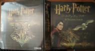 2007 Artbox Harry Potter World of 3D Variant 3D Binder