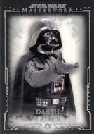 2015 Topps Star Wars Masterwork Complete 75 Card Set