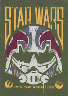 2015 Topps Star Wars Rebels Sticker Set (20)