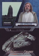 2016 Topps Star Wars Evolution Set + Ships & Vehicles Set (118)