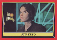 2016 Topps Star Wars Rogue One Mission Briefing Base Set (110)