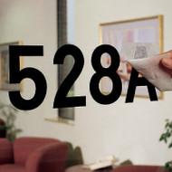 Die Cut Vinyl Letters and Numbers