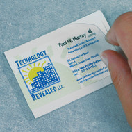 Self-Laminating Covers for Training Certification Cards, 100/Pkg