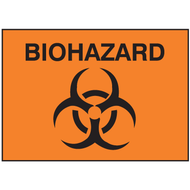 Biohazard Sign w/ Symbol