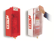 Fire Extinguisher Cabinets, Mark I Jr