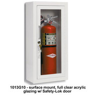 Ambassador Steel Trim and Door Fire Cabinets in Multiple Configurations