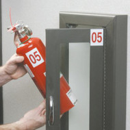 Fire Extinguisher Numbering Packs