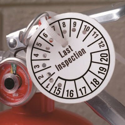 Fire Extinguisher Floor Marking Electrical Installation