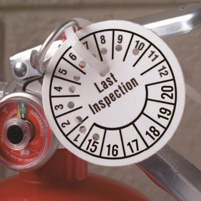 Fire Extinguisher Floor Marking Electrical Installation