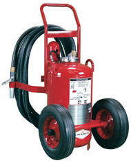 Amerex Direct Pressure Wheeled Fire Extinguishers