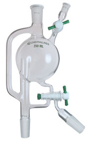 Solvent Distillation Head w/ Take-Off Sampling Port