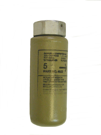 Replacement Gas Cartridges For Ansul Model 5 Red Line