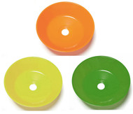 Guardian 100-009ORG-R ABS Plastic Eye/Face Wash Bowls