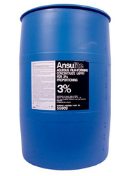 Ansulite™ 3% AFFF Concentrate (AFC-3A), 55 gallon (208 liter) drum