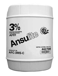 Ansulite™ 3% AFFF MIL-SPEC Concentrate (AFC-3MS), 5 gallon (19 liter) pail