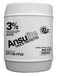 Ansulite™ AFC3B-FP29 3% Freeze-Protected AFFF Concentrate, 5 gallon (19 liter) pail