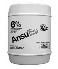 Ansulite™ 6% AFFF MIL-SPEC Concentrate (AFC-6MS), 5 gallon (19 liter) pail