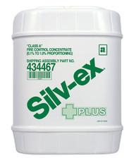 Silv-ex® Plus Class A Fire Control Concentrate, 5 gallon (19 liter) pail
