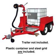 Silv-ex® Plus Class A Fire Control Concentrate, 265 gallon (1,003 liter) tote