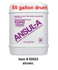 Ansul-A™ Municipal Class Fire Control Concentrate, 55 gallon (208 liter) drum