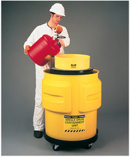Single Drum Spill Containment Unit