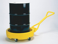 Drum Bogie Dolly w/ 12 Gallon Spill Capacity