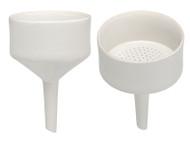 Büchner Funnels, Porcelain