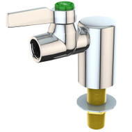 L4301-12X Series High Flow Laboratory Water Valves, Deck Mounted, Chrome Finish