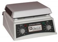 "Glas-Col Laboratory Magnetic Stirring Hotplate, 7.5"" x 7.5"" top"