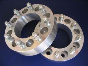 Wheel  Adapter  (Pair)  8X6.5 to 8 Lug 6.5 1/2rh