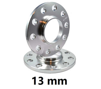 Porsche Hub Centric Billet Wheel Spacer 5x130, 13mm
