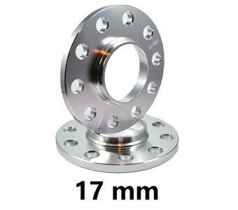 Porsche Hub Centric Billet Wheel Spacer 5x130, 17mm