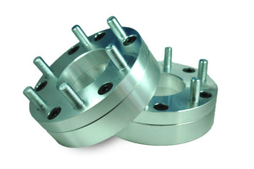 5x4.5 to 6x4.5 Wheel Adapter 2inch, (Pair of 2)