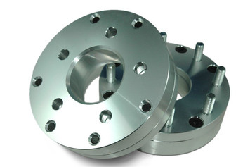 5x4.5 to 8x6.5 Wheel Adapter 2inch, (Pair of 2)