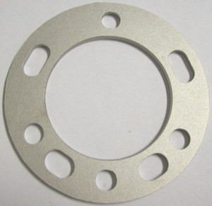 "5x150 1/4"" Wheel Spacer pair of 2"