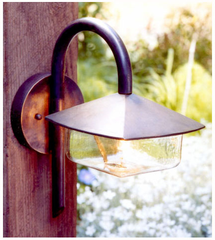 Coe Studios Sea Ranch Sconce