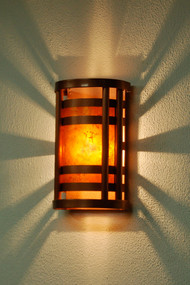 Front Porch Column Light